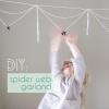 Thumbnail image for diy: spider web garland