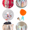 Thumbnail image for round about: </br>birthday fringe, tassels, &#038; feathers