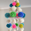 Thumbnail image for diy: pom-pom chandelier