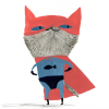 Thumbnail image for worth 1000 words: the masked cat-sader