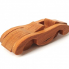 Thumbnail image for miniature wooden cars go vroom vroom vroom too