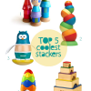 Thumbnail image for list-making: top 5 coolest stackers