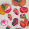 Thumbnail image for make: painted leaves