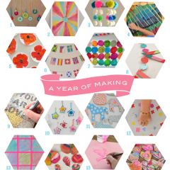 Thumbnail image for ART BAR: a year of making