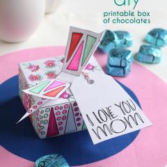 Thumbnail image for DIY: printable mother's day box of chocolates