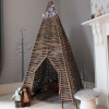 Thumbnail image for worth 1000 words: a willow teepee