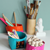 Thumbnail image for make: craft storage boxes with Duct Tape