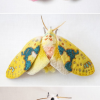 Thumbnail image for worth 1000 words: embroidered moths