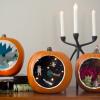 Thumbnail image for worth 1000 words: pumpkin dioramas