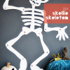 Thumbnail image for skellie skeleton DIY with cricut
