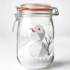 Thumbnail image for snowman in a jar
