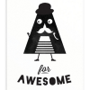 Thumbnail image for worth 1000 words: A is for awesome