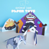 Thumbnail image for animal jam paper toy printables – mt. shiveer