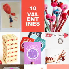 Thumbnail image for 10 DIY Valentines for Kids