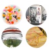 Thumbnail image for round about: pom pom walls & diy biospheres