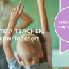 Thumbnail image for raise a hand for your teacher with thredUP
