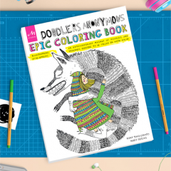 Thumbnail image for Our new favorite coloring book, hands down