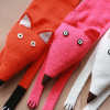 Thumbnail image for snuggling with the foxes