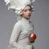 Thumbnail image for worth 1000 words: paper wigs