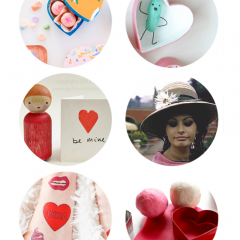 Thumbnail image for round about: hearts and more hearts