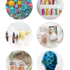 Thumbnail image for round about: bubble paint & mermaid hair
