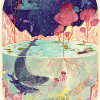 Thumbnail image for worth 1000 words: stars and sea