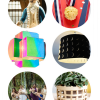 Thumbnail image for round about: rainbows and basket weaving