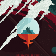 Thumbnail image for nasa's free exoplanet travel bureau poster series