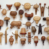 Thumbnail image for worth 1000 words: little wooden friends