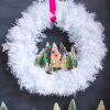 Thumbnail image for worth 1000 words: snowy wreath
