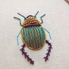 Thumbnail image for worth 1000 words: beaded bugs