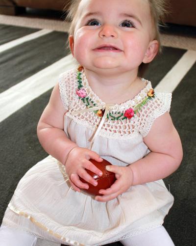 Girl's Senorita Dress from Poppy's Closet