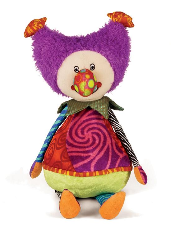 Cirque du Soleil Pull Musical Toy - Musabee