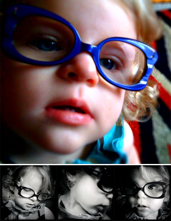 My Toddler Needs Glasses - Small for Big