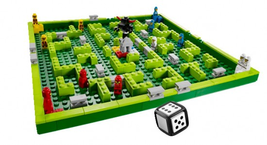 Lego Board Games – Lego blocks and games – cool games | Small for Big