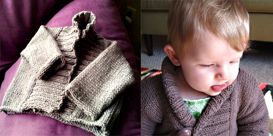 Knitting Kids Sweaters – Free Knit Sweater Pattern – Toddler ...