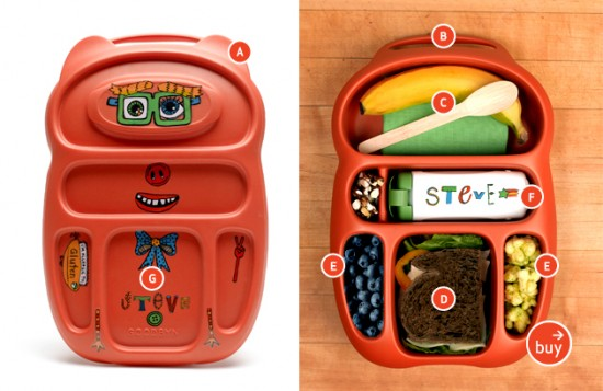Cool Totes Lunchboxes 114