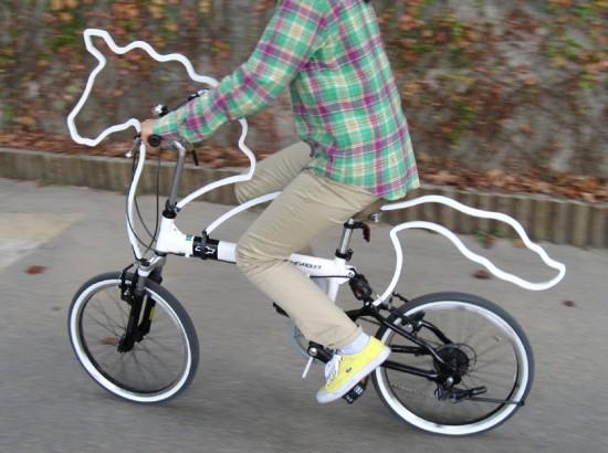 Horsey Bike Accessory by Eungi Kim