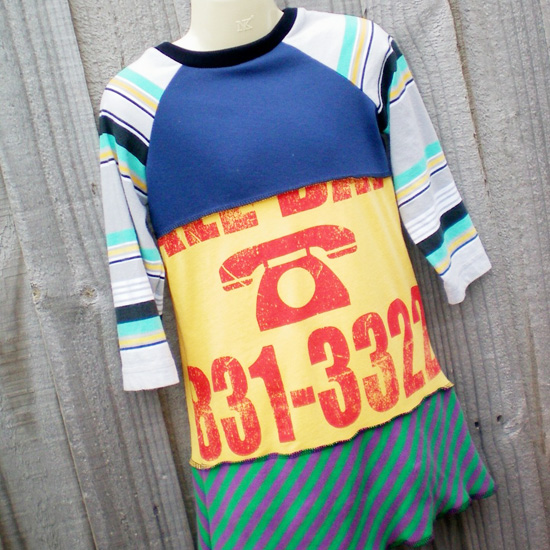 Recycled Kids Clothing Upcycled Girls Dress Children S Upcycled