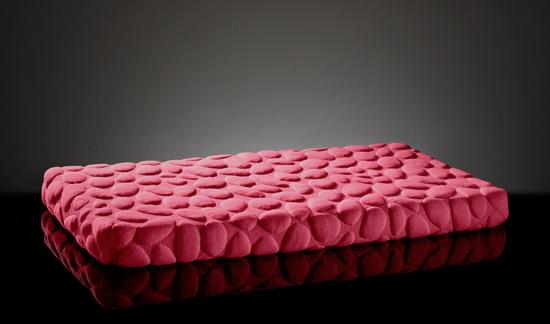Nook Sleep System Organic Latex Pebble Mattress and New Play Mat