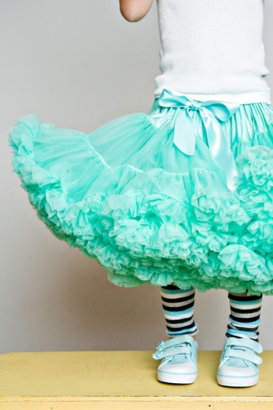 Dream Spun Kids Extra Ruffles Ballerina Chiffon Pettiskirt on Etsy