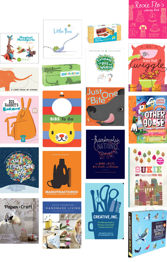 Chronicle is an established and respected publisher of children's books, cookbooks, gift books, anthologies, and various other books, most containing a strong visual element.