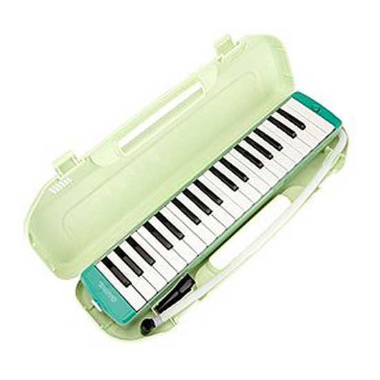 Urban Outfitters Retro Melody Horn Keyboard Melodica Musical Toy Instrument