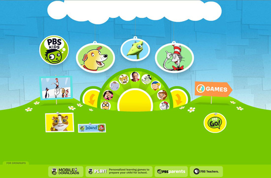 childrens education games