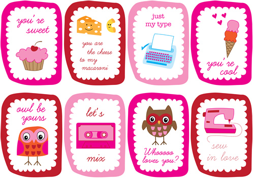 Top Downloadable Valentines Print And Give Valentines For Kids