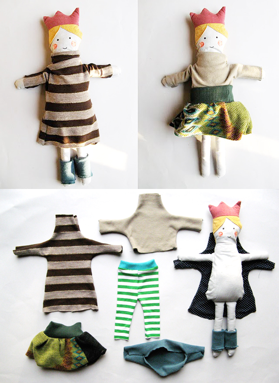 Trula Kids Blog Handmade Girls First Doll