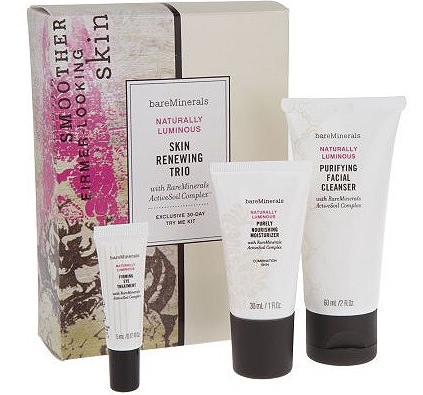 for the ladies: bareMinerals for your skin - Small for Big