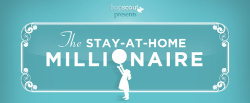 Hopscout Stay At Home Millionaire Video Job Search for new Editor