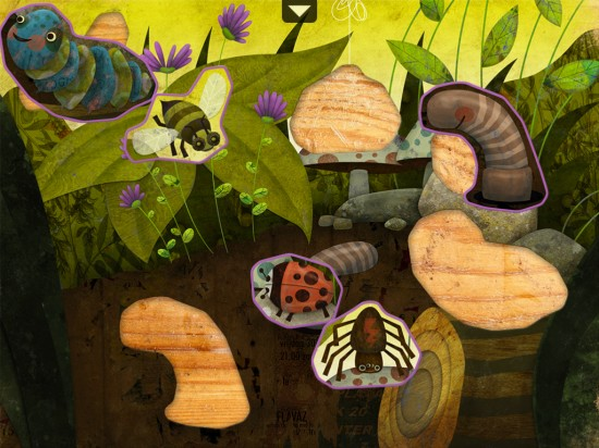 Puzzld iPhone App Best iPad Puzzle Apps for Kids