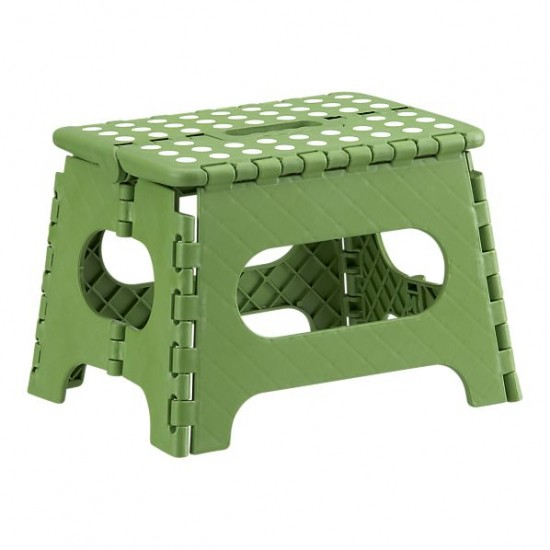 Kids Best Step Stool Plastic Fold Flat Stool Bathtoom